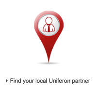 Use the Uniferon world map to find your local Uniferon partner